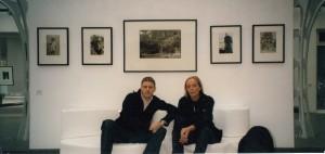 1999 FrankHoff+MirjaMüllerPentz