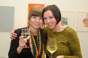 2014 Ausstellung MIXED MalgorzataJankowska ChristianeKaiser