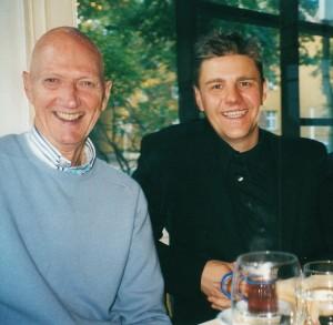 KUNSTHAUS HANNOVER, Allen Jones mit Frank Hoff